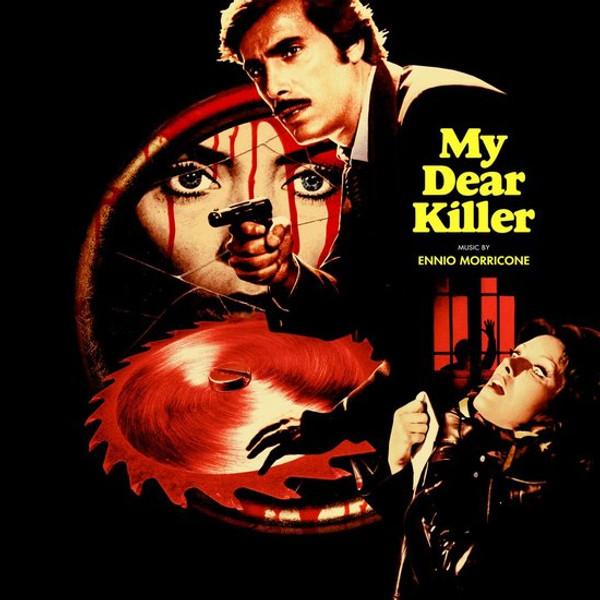 ENNIO MORRICONE: My Dear Killer LP