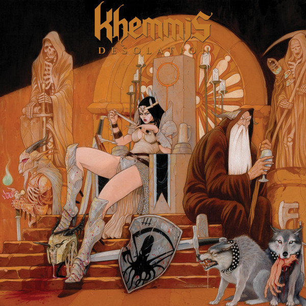 KHEMMIS: Desolation LP