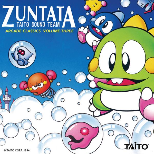 ZUNTATA: Arcade Classics Volume 3 LP