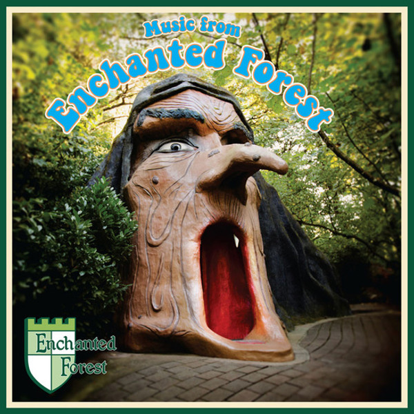 SUSAN VASLEV: Music from Enchanted Forest LP