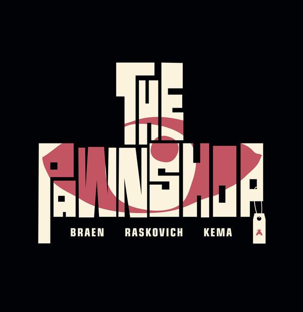 "BREAN / RASKOVICH / KEMA: The Pawnshop (Black Cover) EP 12"""