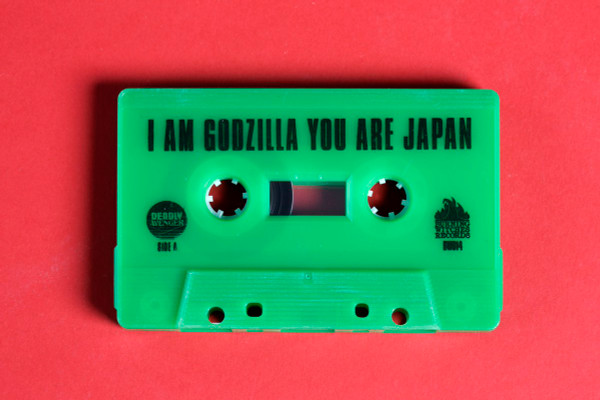 DEADLY AVENGER: I Am Godzilla, You Are Japan Cassette
