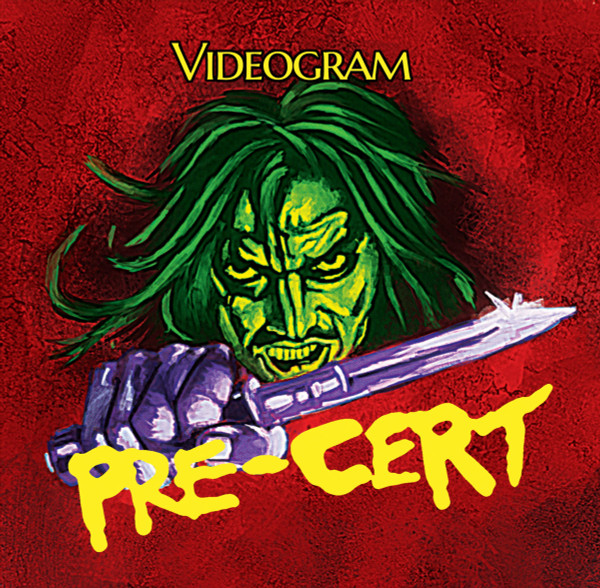 VIDEOGRAM: Pre-Cert LP