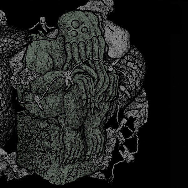 H. P. Lovecraft's, The Call of Cthulhu 2xLP - Read by Andrew Leman, Sound by Theologian - clear vinyl