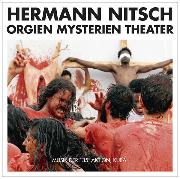 HERMANN NITSCH: Musik Der 135. Aktion, Kuba 2CD