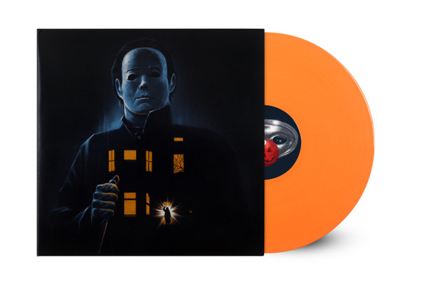 ALAN HOWARTH: Halloween 4: The Return Of Michael Myers (Original Motion Picture Soundtrack) LP