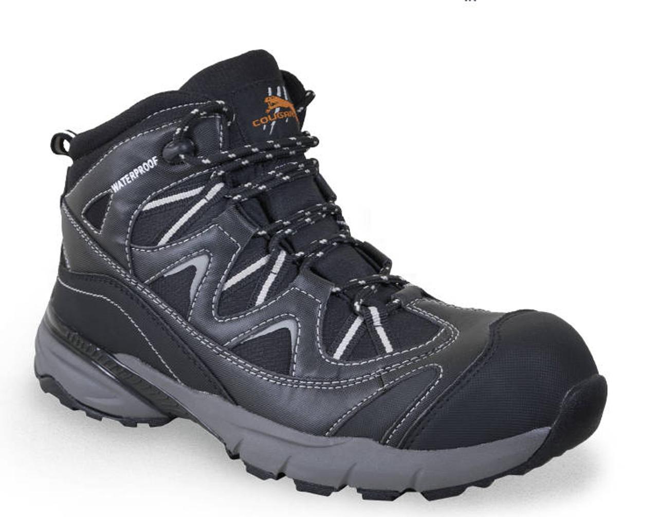 force boot coated dp men waterproof quot com s work amazon light leather weight boots brown carhartt