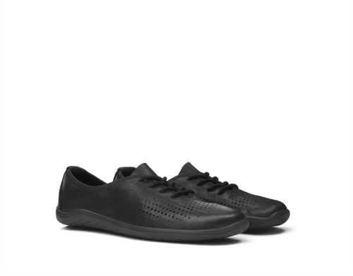 Vivo Barefoot Mia Junior Leather Black
