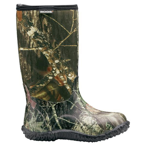 BOGS Kid's Classic High Camo Insulated Waterproof Gumboots (61672-B80)