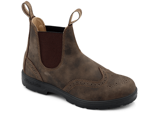Blundstone 1471 Rustic Brown Leather Boots (1471)