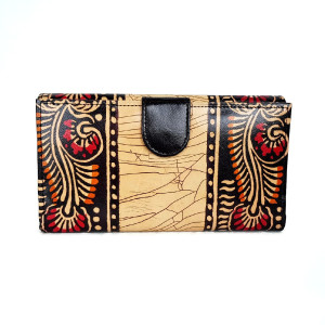 Wallet for women in Batik