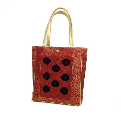 womens salsa red Tote