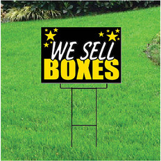 We Sell Boxes Self Storage Sign - Celebration