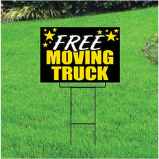 Free Moving Truck Self Storage Sign - Celebration