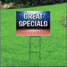 Great Specials Self Storage Sign - Patriotic