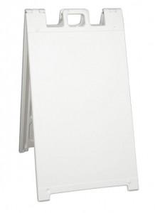 """A Frame Sign - 24"""" x 36"""" Blank"""