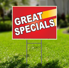 Great Specials  for Self Storage -  Dash In