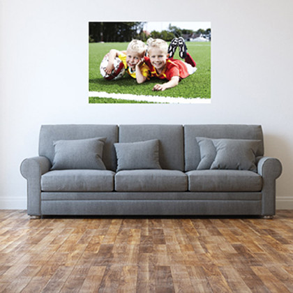 Wall Photo Decal