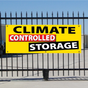 Climate Controlled Storage Banner - Festive