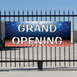 Grand Opening Banner - Patriotic
