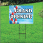 Grand Opening Self Storage Sign - Balloon Sky