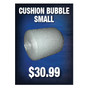 Cushion Bubble Small Sign