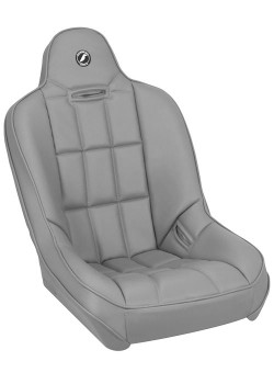 Baja SS Suspension Seat - Gray Vinyl