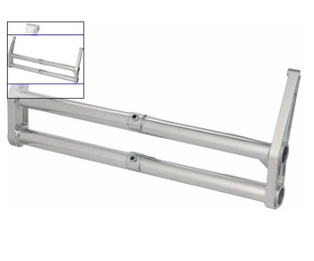 Aluminum King & Link Pin Front Axle Beam
