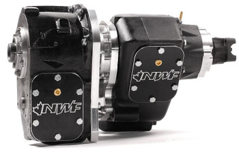 Dual Transfer Case Adapter (RoR-DTF-27-S8)