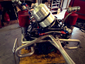2180cc VW Air Cooled High Performance Race Motor