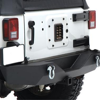 XRC Armor Rear Bumper with Hitch
