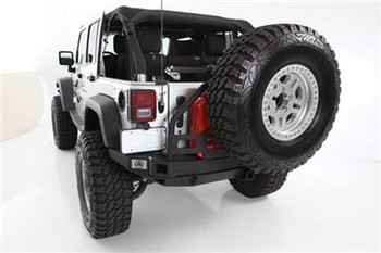 XRC Atlas Rear Bumper and Tire Carrier