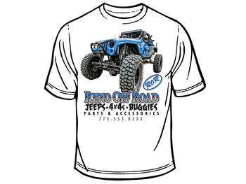 Off Road T-Shirts