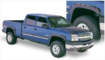 Chevrolet Silverado Pocket Style Fender Flare Set (Free Shipping)