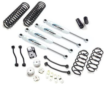 JKU - 4 Inch Stage I Lift Kit with ES9000 Shocks by: ProComp