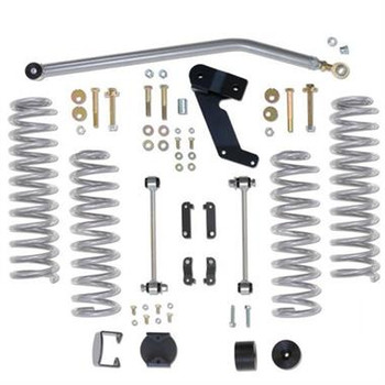 Rubicon Express 3.5 Inch Suspension Lift Kit with Twin Tube Shocks