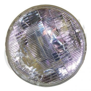 Jeep Replacement Sealed Beam Headlight