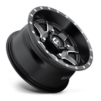 Fuel Off-Road UTV Wheels | Maverick D538