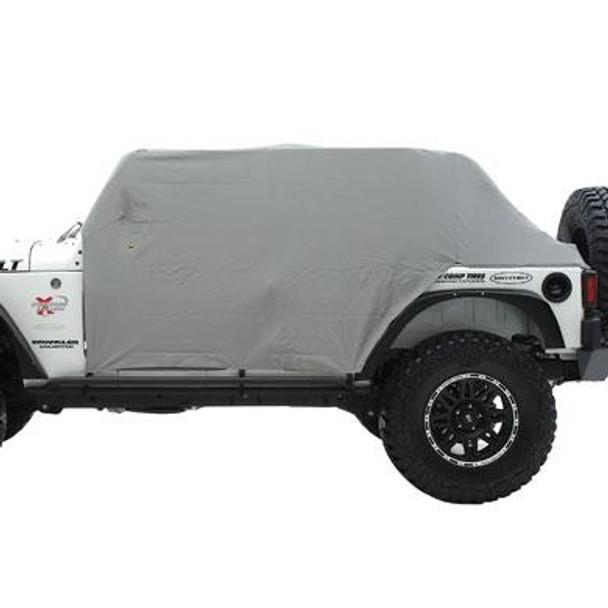 Cab Cover with Door Flaps (4-Door) Jeep