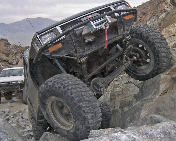 Trail Gear - Toyota High Steer Crossover Steering Kit