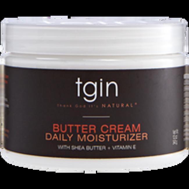 tgin Butter Cream Moisturizer Daily Moisturizer - 12 oz