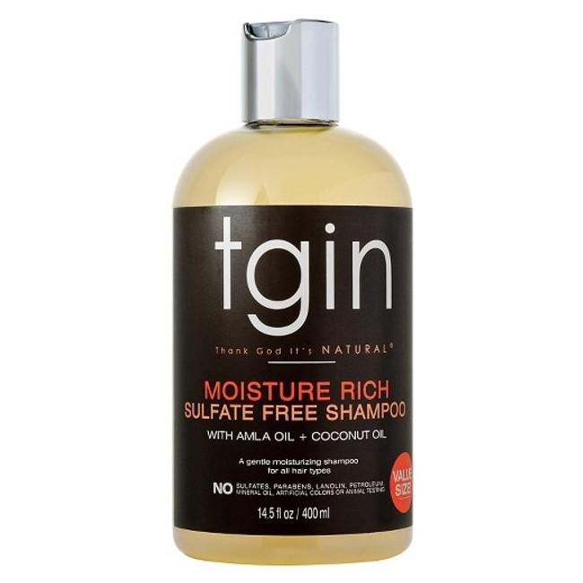 tgin Sulfate Free Shampoo - 12 oz