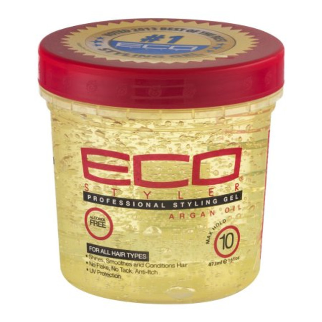 Eco Styler Professional Styling Gel Argan Oil Max Hold - 16 oz