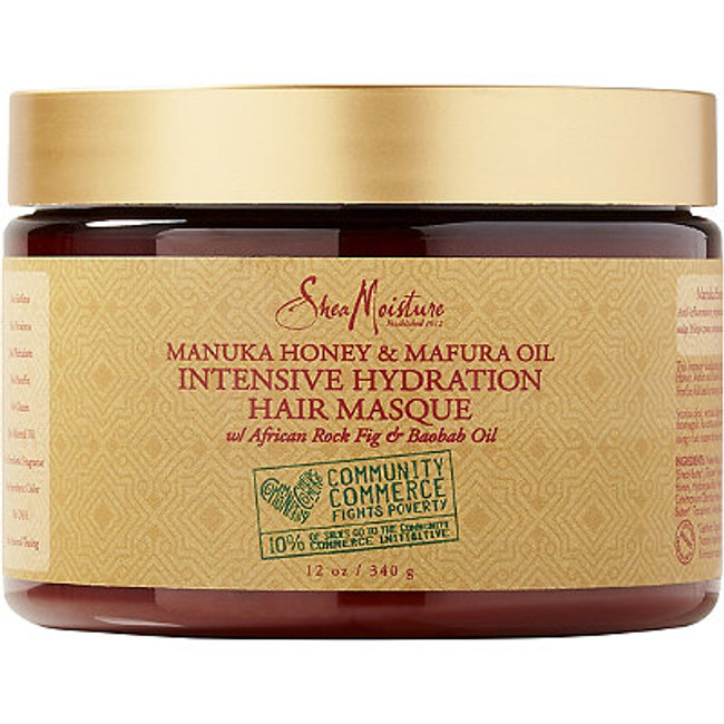 Shea Moisture Manuka Honey and Marfura Oil Hydration Intensive Masque