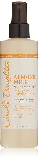 Carol's Daughter  ALMOND MILK LEAVE-IN CONDITIONER 8oz