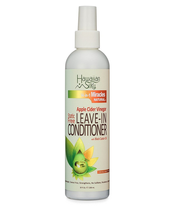 Static-Free Apple Cider Vinegar Leave-in Conditioner 8 fl oz
