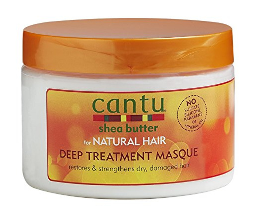 Cantu Deep Treatment Masque 12 oz