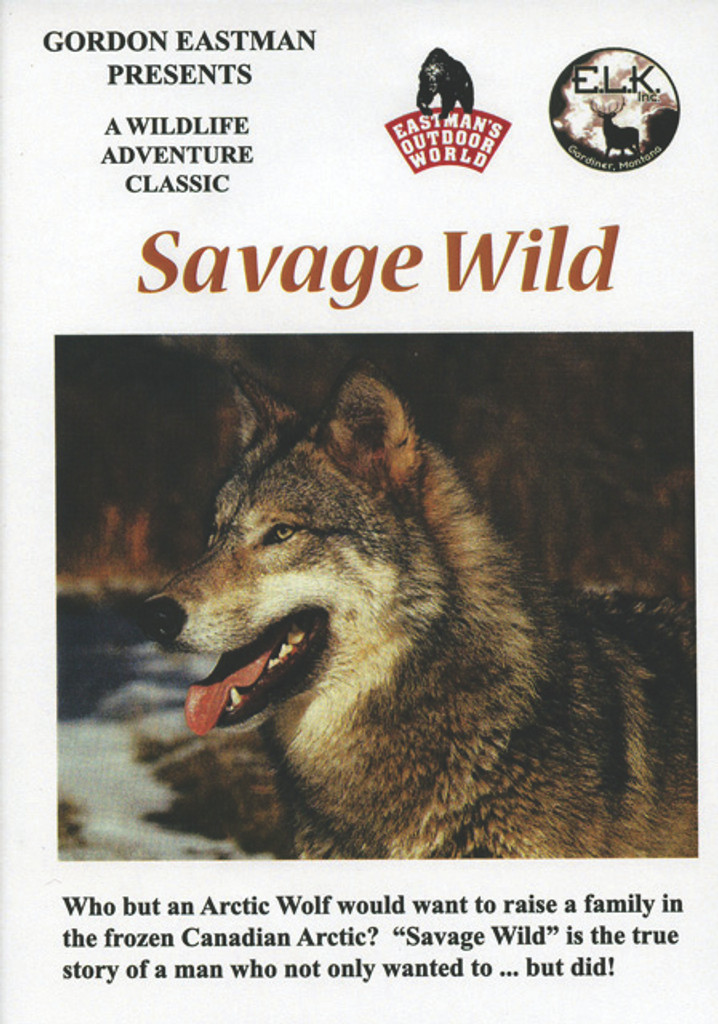 SAVAGE WILD DVD