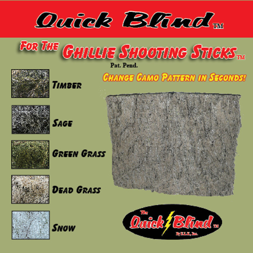 QUICK BLIND (EXTRA BLIND)