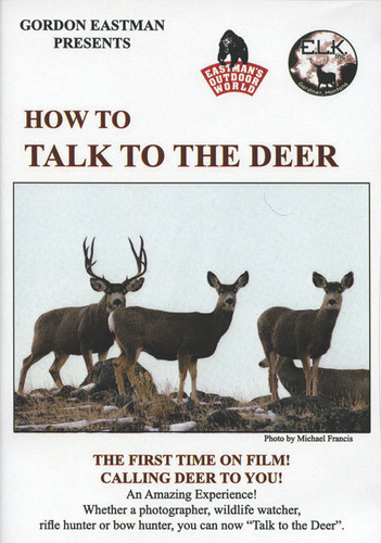 HOW TO TALK TO THE DEER DVD